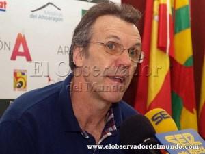 Quin Costa seguirá en el Peñas / Foto: C.Pascual