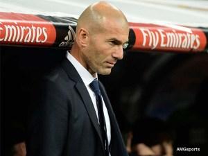 Primer partido de Zidane como entrenador del Real Madrid / Foto: AMGsports