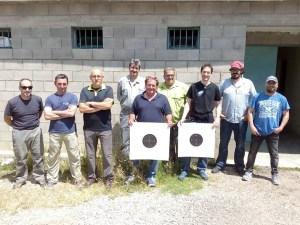Participantes de la prueba / Foto: CT Loreto