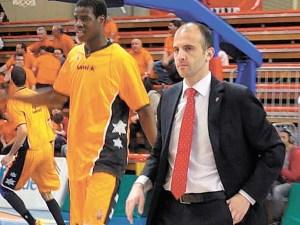 Sergio Jiménez / Foto: Baloncesto Fuenlabrada