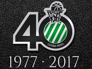 Logotipo del cuarenta aniversario