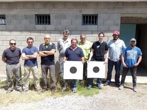 Foto familia de los participantes en el campeonato social / Foto: CT Loreto