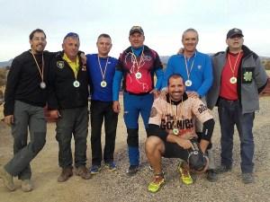 Ganadores de la última fase de la copa Aragón en Huesca / Foto: CT Loreto