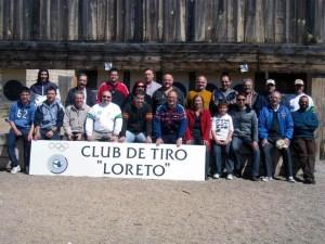 Participantes al finalizar la competición / Foto: CT L oreto