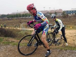 Trazado duro el de la prueba disputada en Huesca / Foto: C.Pascual