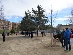 Nueva zona canina en Huesca / Foto: Ayto. de Huesca