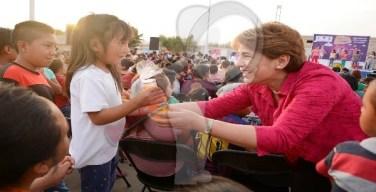 Festejan Día del Niño en Tequisquiapan