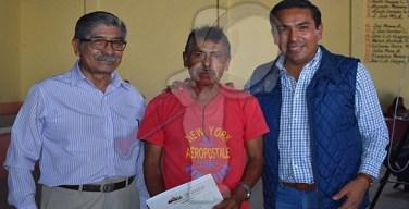 Entregan Certificados Parcelarios en Pedro Escobedo