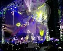 Gran presentación de Fidel Rueda en Centro Expositor de la Feria SJR 2019