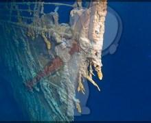 Titanic: las asombrosas imágenes de su deterioro