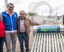 Anuncia Memo Vega obras para colonias de El Rodeo