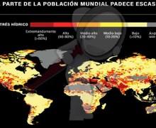"""""""Día Cero del Agua"""" se acerca en varios estados de México"""