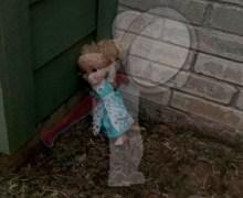 """Muñeca de la película de """"Frozen"""" aterroriza en redes sociales"""