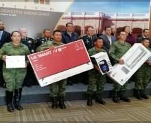 Conmemoran festejo regional del Día del Ejército