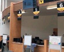 Suspenden servicios de expedición de licencias para conducir
