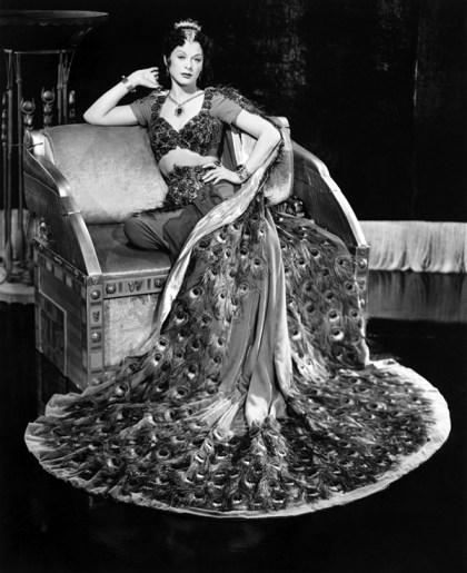Hedy Lamarr, SANSON Y DALILA, 1949, Cecil B. DeMille