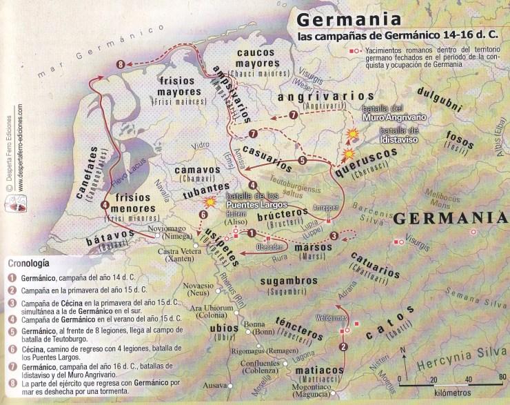 Campañas germánicobis