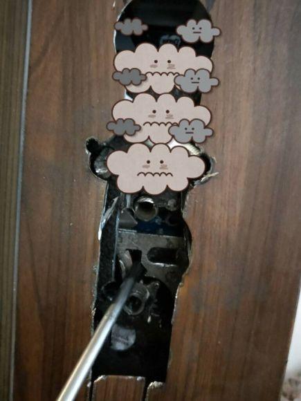電子鎖缺點 電子鎖故障 破門紀錄