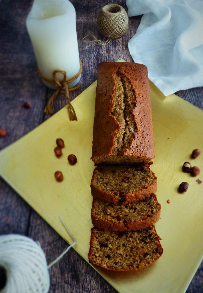 cake choco noisette