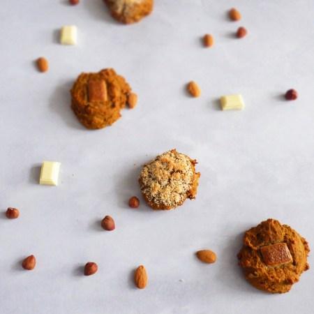 golden cookies super moelleux au chocolat blanc (et ses variantes)