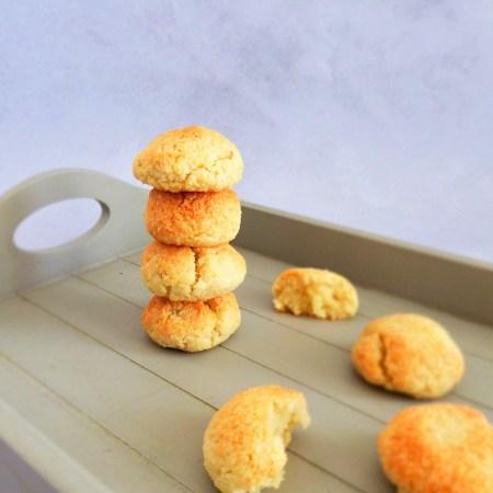 amaretti - biscuits italiens aux amandes