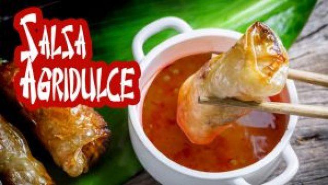 salsa agridulce china receta original