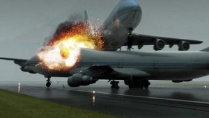 accidente aereo tenerife choque de aviones