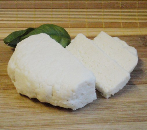 queso tierno fresco blanco en thermomix