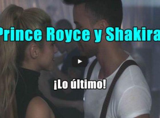 prince royce y shakira