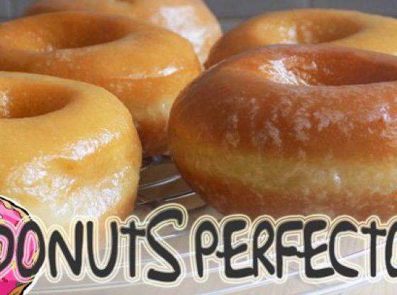 Cómo hacer Donas (Donuts) video receta