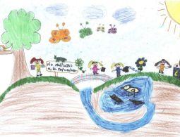 concurso dibujo no maltrates a la naturaleza