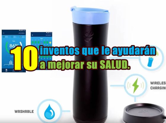 10 inventos para mejorar la salud
