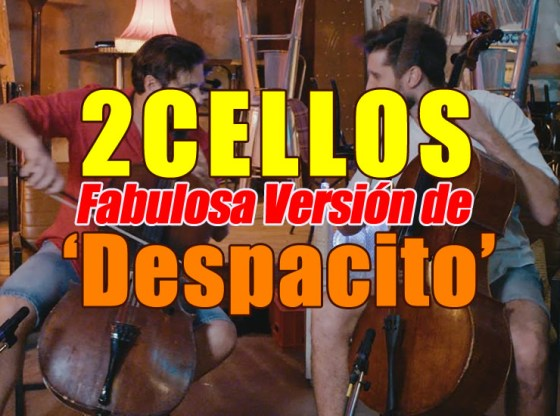 ecellos version despacito youtube