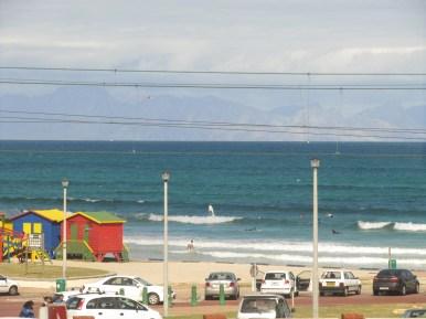 Muizenberg: Surfer's beach