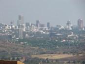 Un centre ville déserté par la population blanche de Johannesburg