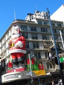 restes de noel à Auckland