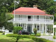 Belle maison au style colonial anglais