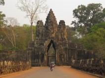 Vers Angkor Thom