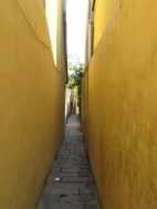 La ville jaune