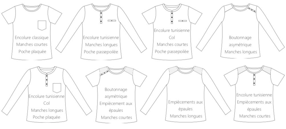 Tee shirt Sinbad Petits d'Om
