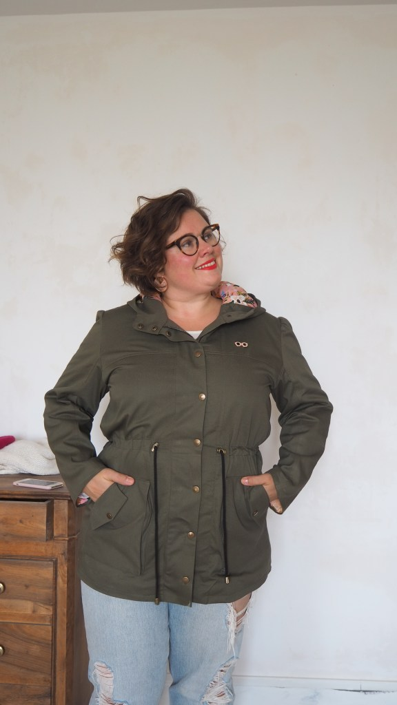 Kelly Anorak Closet Case Patterns