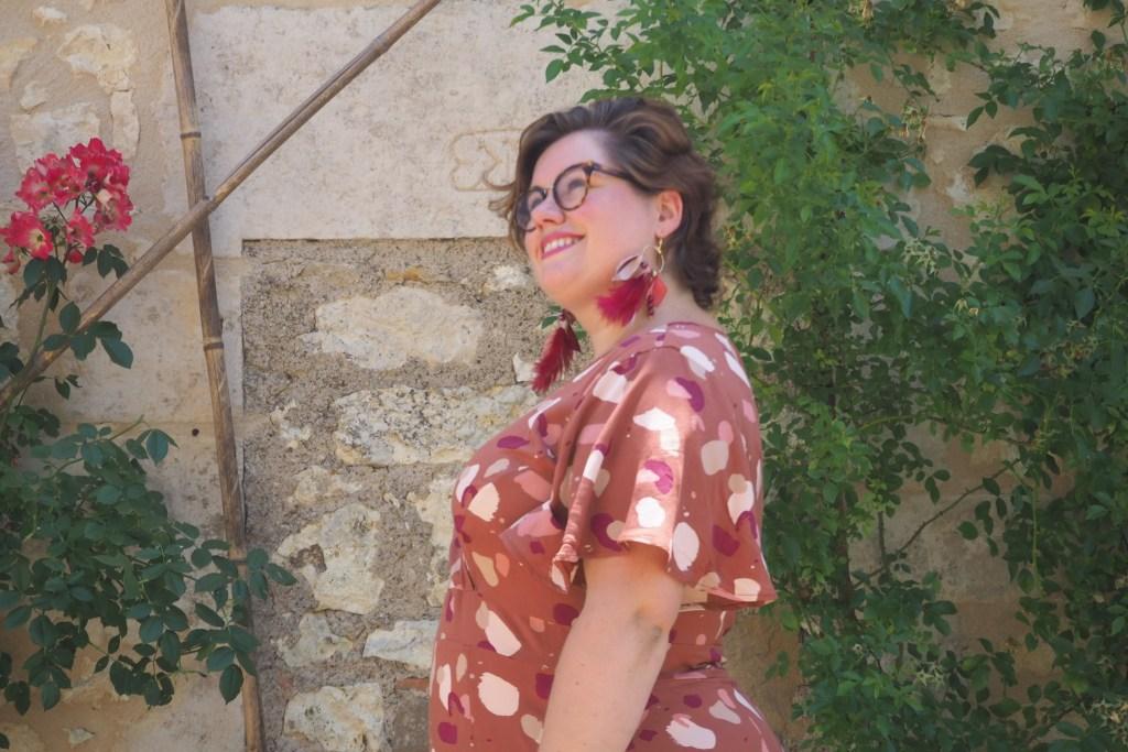 Robe magnolia Deer and doe Atelier Brunette