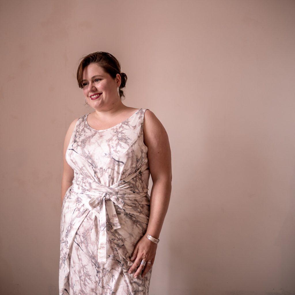 Kielo Wrap Dress