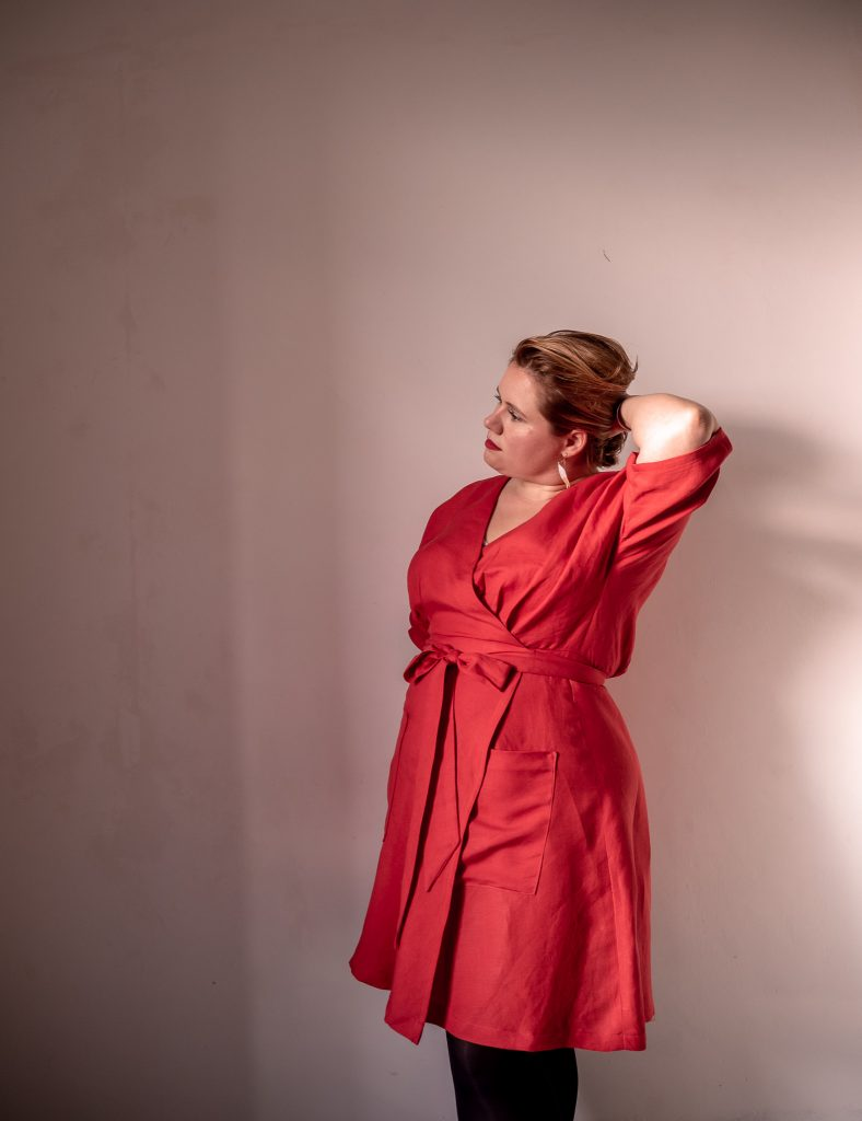 Robe Elodie Closet Core Patterns