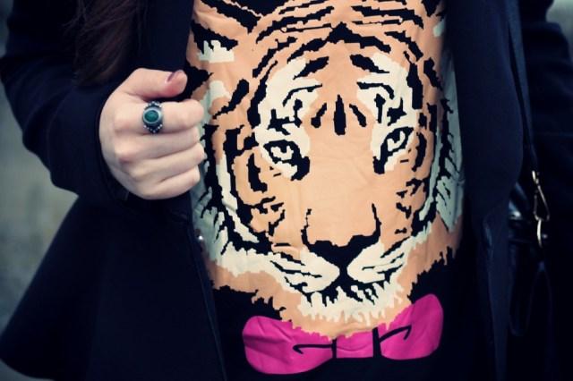 pull tigre