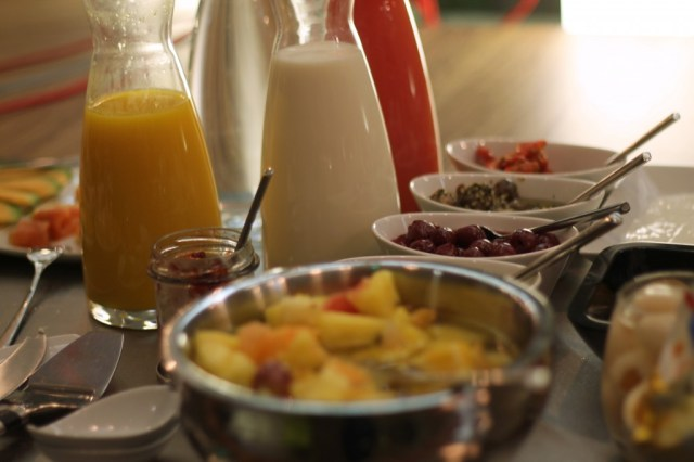 petit déjeuner notel paris