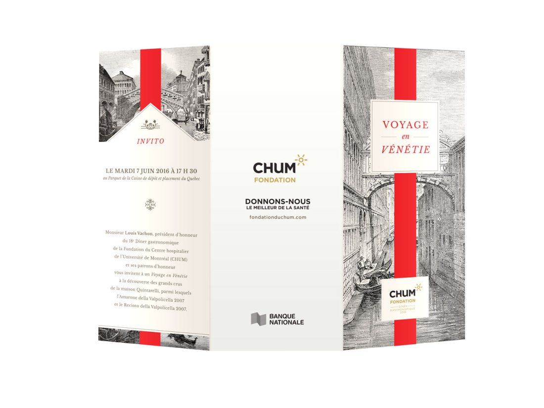elodie le pape graphiste webdesigner fondation du chum