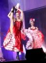Danseuse cancan Paris spectacle