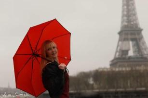 Elodie Lobjois Shooting Paris