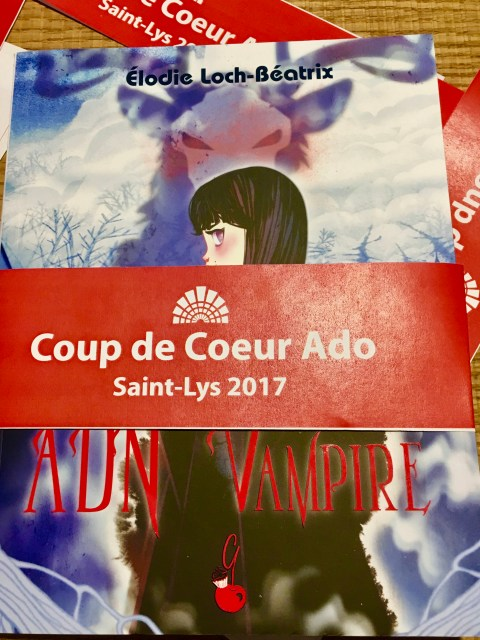 Coup de cœur ado 2017